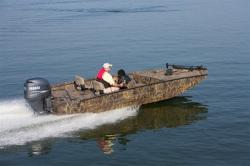 2012 - Excel Boats - 1651VSC Viper Stalker