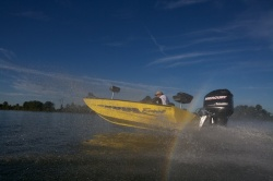 2013 - Excel Boats - SE760 EX Bass