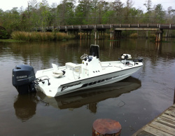 2015 - Excel Boats - 203 Bay Pro