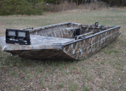 2019 - Excel Boats - Shallow Water F4 1860