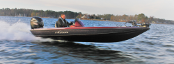 2019 - Falcon Boats - F195