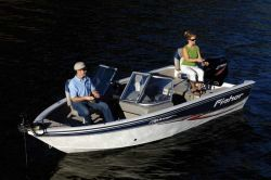 2009 - Fisher Boats - 170 Pro Avenger