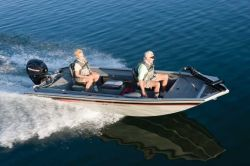 Fisher Boats 1610 SS Multi-Species Fishing Boat