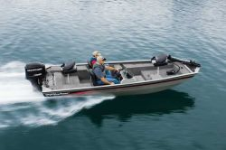 Fisher Boats 1710 Multi-Species Fishing Boat