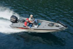 Fisher Boats Pro Hawk 170 Multi-Species Fishing Boat