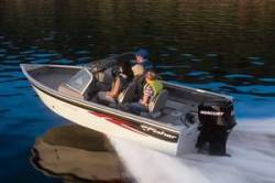 Fisher Boats 160 Pro Avenger WT Multi-Species Fishing Boat