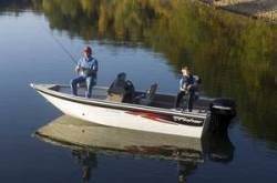 Fisher Boats 16 Avenger SC Multi-Species Fishing Boat