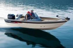 Fisher Boats 17 Pro Avenger SC Multi-Species Fishing Boat