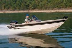 Fisher Boats Hawk 160 SC Multi-Species Fishing Boat
