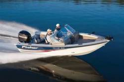 Fisher Boats Hawk 160 WT Dual Console Boat