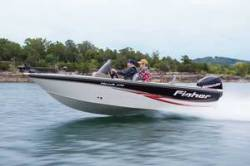 Fisher Boats Hawk 170 SC Utility Boat