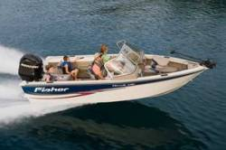 Fisher Boats Hawk 170 Sport Utility Boat
