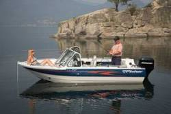Fisher Boats F17 Multi-Species Fishing Boat