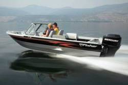 Fisher Boats F19 Multi-Species Fishing Boat