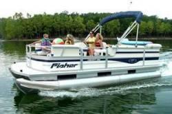 Fisher Boats Liberty 180 Pontoon Boat