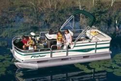 Fisher Boats Liberty 180 Fish Pontoon Boat