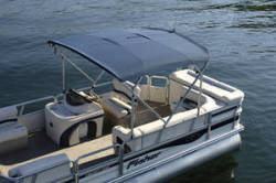 Fisher Boats Liberty 200 Pontoon Boat