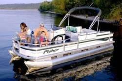 Fisher Boats Liberty 200 Fish Pontoon Boat