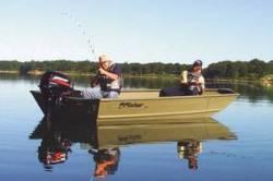 Fisher Boats 1654 L All-Welded Jon Jon Boat