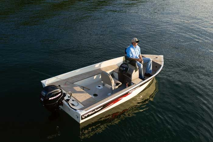 Smoker Craft Boats >> Research Fisher Boats - 14 Avenger SC on iboats.com