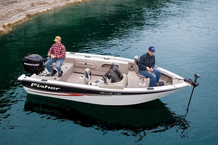 Research Fisher Boats Hawk 170 Sc On Iboats Com