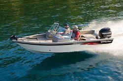 Fisher Boats - 17 Pro Avenger WT