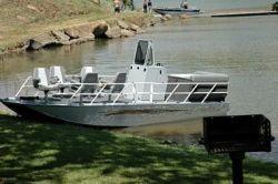 2014 - Fish Rite Boats - Deck Jet Recreation Boat