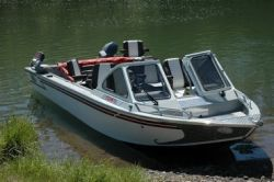 2014 - Fish Rite Boats - Explorer 19