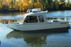 2014 - Fish Rite Boats - Law Enforcement 20