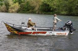 2014 - Fish Rite Boats - Power Drifter