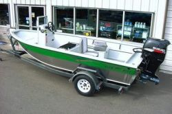 2009 - Fish Rite Boats - The Stalker Open Bow Inboard
