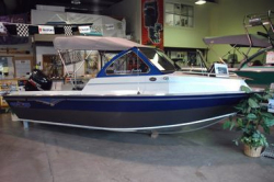 2009 - Fish Rite Boats - Sportsman Cuddy 18