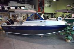 2009 - Fish Rite Boats - Sportsman Cuddy 21