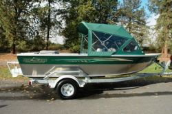 2009 - Fish Rite Boats - The Stalker Outboard