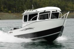 2009 - Fish Rite Boats - Sea Storm 28 Wide