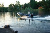 2009 - Fish Rite Boats - Fishmaster 17 Wide