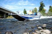 2009 - Fish Rite Boats - River Jet  17 Outboard