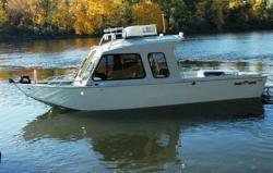 2010 - Fish Rite Boats - Law Enforcement 22