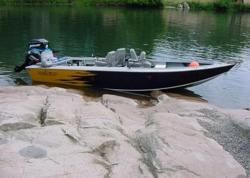 2010 - Fish Rite Boats - Rivermaster Outboard