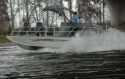 2010 - Fish Rite Boats - Deck Jet Recreation Boat