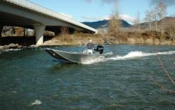 2010 - Fish Rite Boats - The Fishmaster 15 Wide