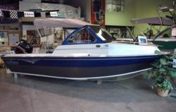 2010 - Fish Rite Boats - Sportsman Cuddy 18
