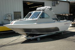 2011 - Fish Rite Boats - Sportsman Cuddy 18