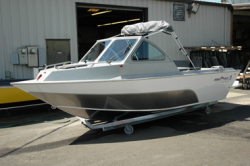 2011 - Fish Rite Boats - Sportsman Cuddy 24