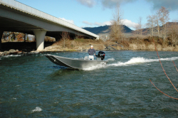 2011 - Fish Rite Boats - Fishmaster 15 Wide