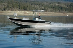 2011 - Fish Rite Boats - Rivermaster 17 Outboard
