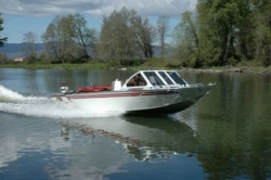 2011 - Fish Rite Boats - The Explorer Inboard