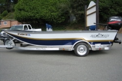 2011 - Fish Rite Boats - Fishmaster 17 Wide