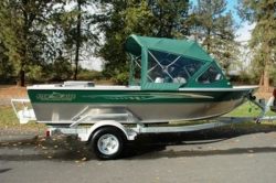 2011 - Fish Rite Boats - The Stalker Inboard