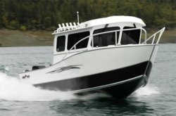 2011 - Fish Rite Boats - Sea Storm 26